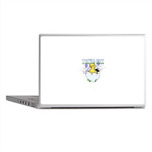 Synchro Chick Laptop Skins