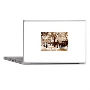 New York Vintage Laptop Skins