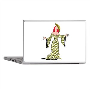 Actress Laptop Skins