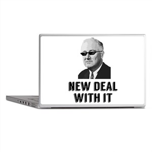 New Deal With It Laptop Skins