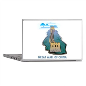Great Wall Of China Laptop Skins