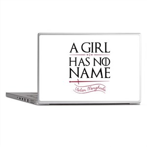 A Girl Has No Name Laptop Skins