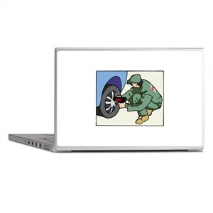 Mechanic Laptop Skins