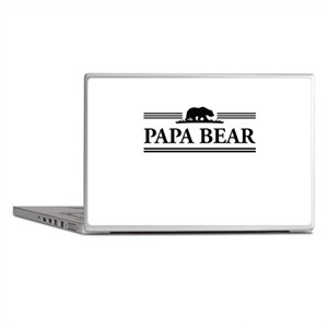 Papa Bear Laptop Skins