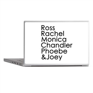 'Friends Characters' Laptop Skins