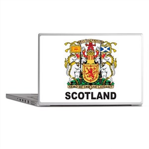 Scotland Laptop Skins