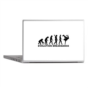 Evolution Breakdance Laptop Skins