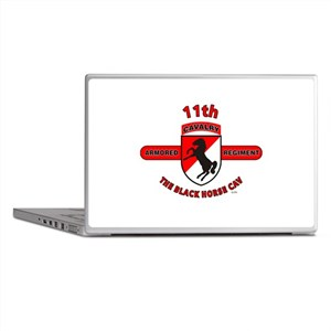 11TH ARMORED CAVALRY REGIMENT Laptop Skins