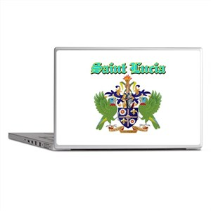 Saint Lucia designs Laptop Skins