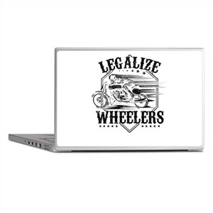 Motorcycle Motorbike Gift Idea Legali Laptop Skins