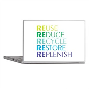 Replenish Laptop Skins
