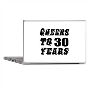 Cheers To 30 Laptop Skins