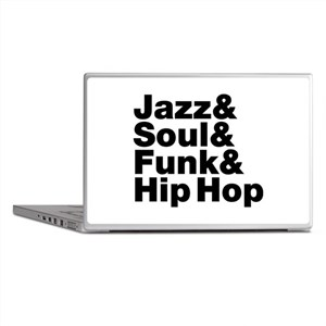 Jazz & Soul & Funk & Hip Hop Laptop Skins