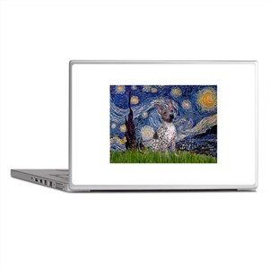 Starry-AmericanHairless T Laptop Skins