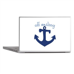 Off Sailing Laptop Skins