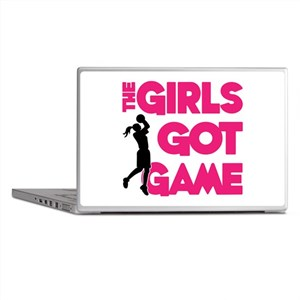 GOT GAME, B-BALL Laptop Skins
