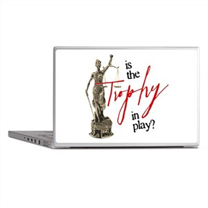 Is the Trophy In Play? Laptop Skins