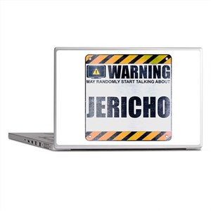 Warning: Jericho Laptop Skins
