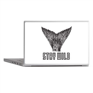 Stay Wild Laptop Skins