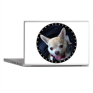 Personalized Paw Print Laptop Skins