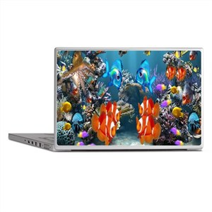 Under the Sea Laptop Skins