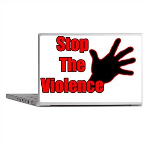 Stop the Violence 1-1 Laptop Skins