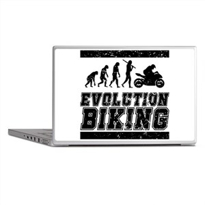 Evolution Biking | Motorcycle Street Laptop Skins