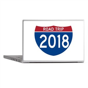 Road Trip 2018 Laptop Skins