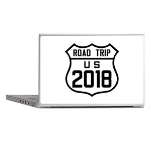 Road Trip US 2018 Laptop Skins