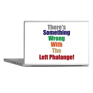 The Left Phalange Laptop Skins
