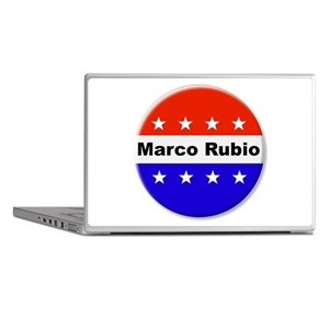 Vote Marco Rubio Laptop Skins