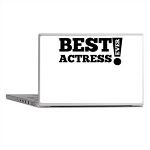 Best Actress Ever Laptop Skins