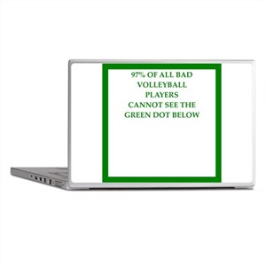 volleyball Laptop Skins