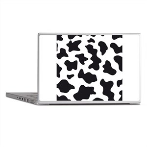 Cow Animal Print Laptop Skins