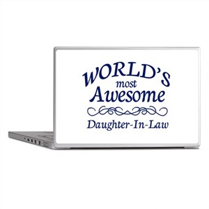 Daughter-In-Law Laptop Skins