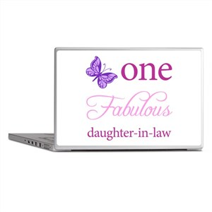 One Fabulous Daughter-In-Law Laptop Skins
