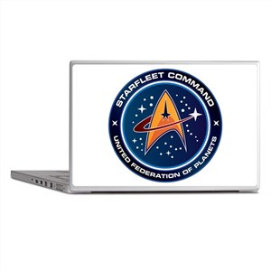 Star Trek Federation Of Planets Laptop Skins