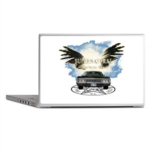 Supernatural destinies road Gaurdain Angel2 Laptop