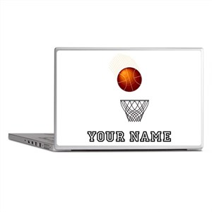 Basketball Net Laptop Skins