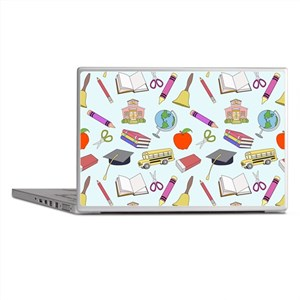 School Influence Laptop Skins