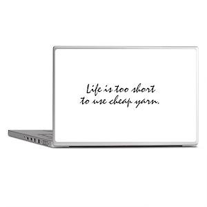 Cheap Yarn Laptop Skins