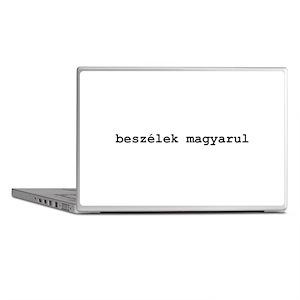 I Speak Hungarian Laptop Skins