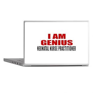 I Am Genius Neonatal Nurse Practition Laptop Skins