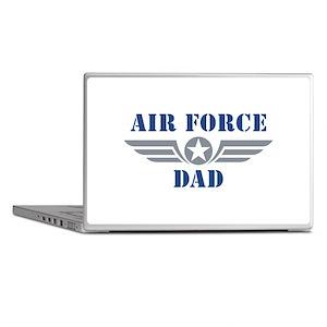 Air Force Dad Laptop Skins