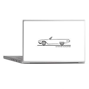 1961 Ford Thunderbird Convert Laptop Skins