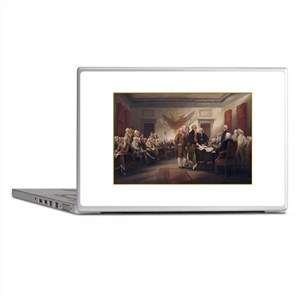 Signing of the Declaration of Laptop Skins