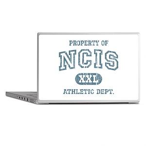Vintage Property of NCIS Laptop Skins