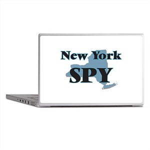 New York Spy Laptop Skins