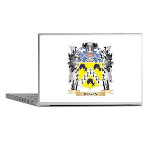 Regan Coat of Arms - Family Crest Laptop Skins