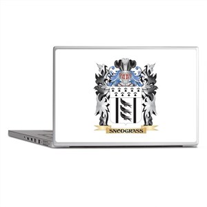Snodgrass Coat of Arms - Family Crest Laptop Skins